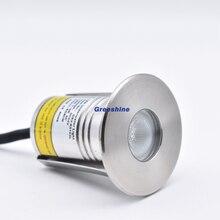 RGB RGBW светильник для бассейна 3 Вт 4 Вт подводный светодиодный светильник фонтан для пруда ing 316 погружной светодиодный светильник из нержавеющей стали 24 шт./лот