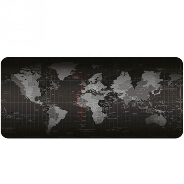 Old World Map mouse pad  1