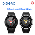Diggro S99 MTK6580 Android 5.1 SmartWatch Phone Support SIM Card 3G Wifi Bluetooth Fitness Tracker Camera for Android Phone