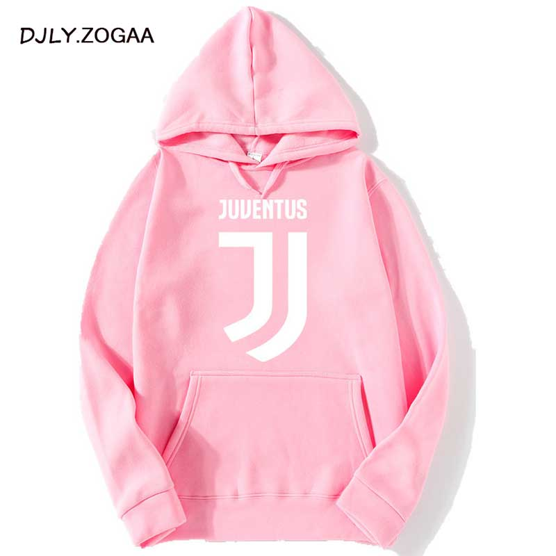 JUVENTUS 2019 New Hoodies Casual Fashion Hooded Hoodie Long Sleeve Sweatshirts