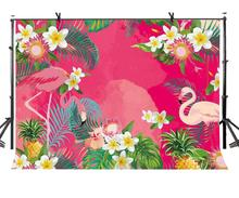 7x5ft Chinese Style Backdrop Prosperous Brocade Red-crowned Crane Photography Background and Studio Props