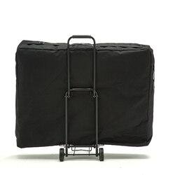 Faltbare Warenkorb Universal Massage Tisch Klapp Warenkorb Mit Rädern Mobilen Wagen Fit für Größe von Breite 60 cm 70 cm 80 cm Massage Bett