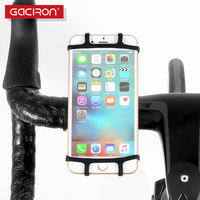 Gaciron 2 IN1 Universal Bike Mobile Phone Holder Bicycle Accessories Phone Stand Cycling Handlebar Mount Holder For iPhone 6 7 8