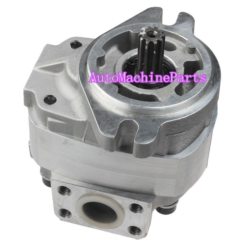 New Gear Pump Pilot Pump 705 73 29010 7057329010 For Komatsu WA150 1C