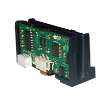 3 Tracks Hi-co Lo-co magnetic Card Reader MSR43R  SERIAL PORT RS232  interface module for wincor nixdorf th200e interface card parallel port card