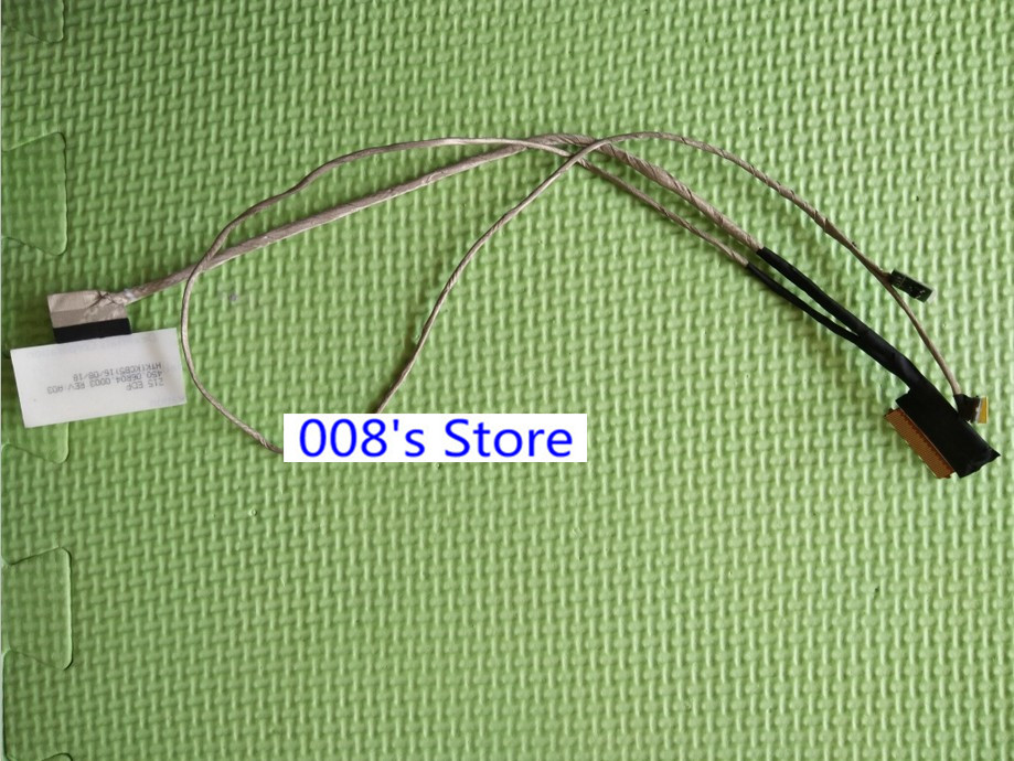 New Lcd Cable For Lenovo 700-15 700-15isk Z15 4k 450.06r04.0003 Display Video Flex Screen Data Lvds Wire Line Promote The Production Of Body Fluid And Saliva Computer & Office