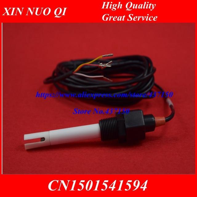US $15 34 7% OFF|EC transmitter EC sensor TDS conductivity sensor module 4  20ma 0 5V 0 10V RS485 output analog output voltage-in Sensors from