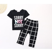 Racoon T-Shirt & Cross Pant For 6M-6Y