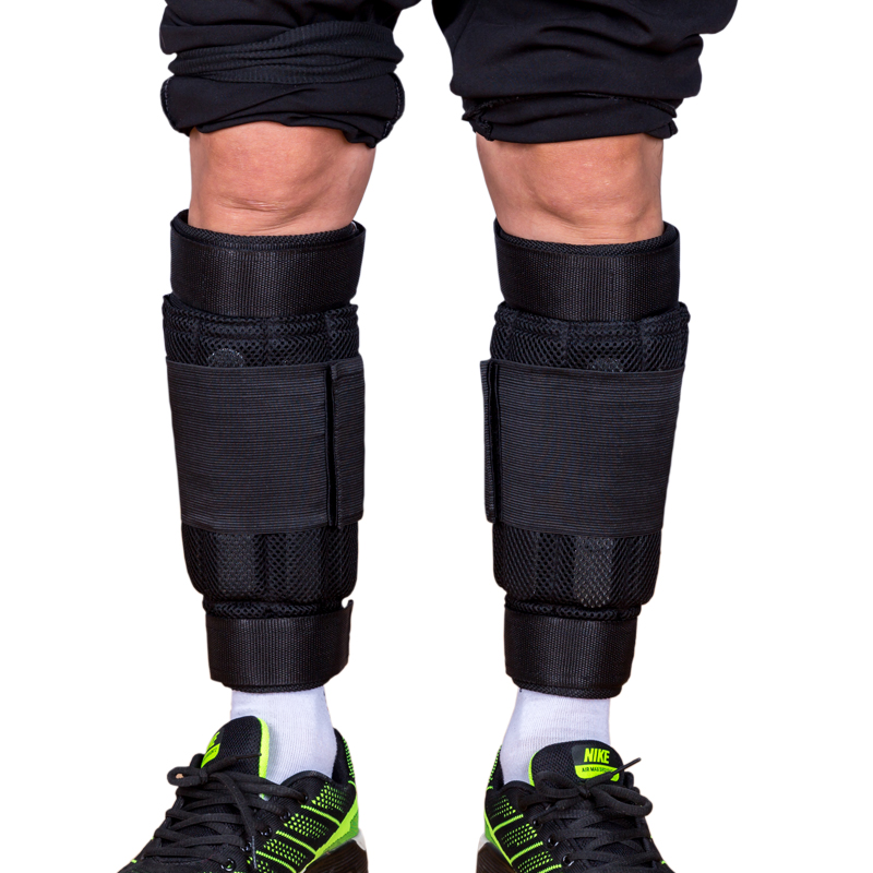 new concept ffa8b b789f New Adjustable Ankle Weight Support Brace Strap Thickening Legs Strength  Training Shock Guard Gym Fitness Gear
