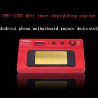 New PPD 120CC intelligent desoldering platform Android motherboard repair special heating station