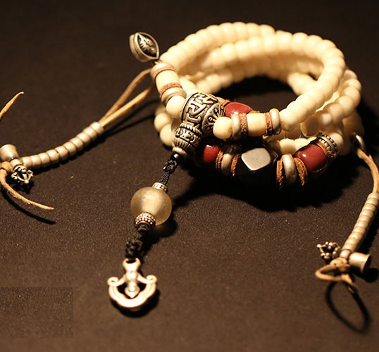 Bodhi Seeds Beads Tibetan Rosary Mala
