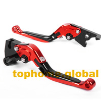 CNC Folding Extending Brake Clutch Levers For Honda VF750S SABRE 1982 1986 1983 1984 1985 1986