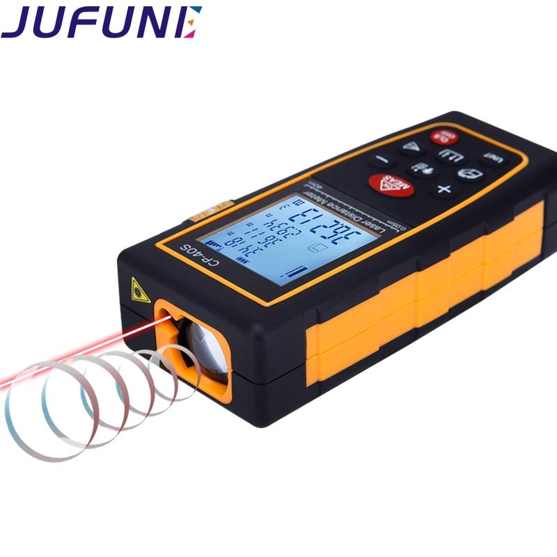 """""""Jufune CP-40S 40M"""" skaitmeninio lazerio atstumo matuoklio - Matavimo prietaisai - Nuotrauka 5"""