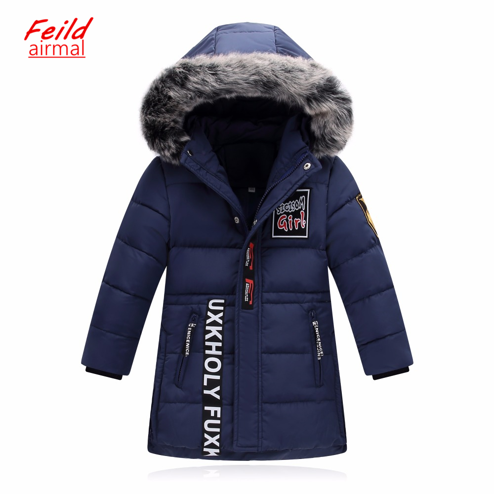 X-Long down jacket for boys Children Outerwear Warm Coat  Kids Clothes  Windproof Thicken Boys Girls Jackets Autumn and Winter new winter boy girls down jacket outerwear children brand down coats cotton good quality baby kids warm clothes for boys