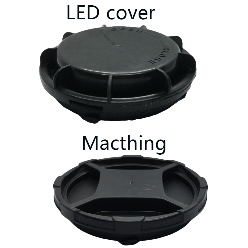 Image 3 - 1 piece led hid Dust caps pvc hard materail  Extended rear cover for Elantra Low light Bulb overhaul caps-in Car Light Accessories from Automobiles & Motorcycles