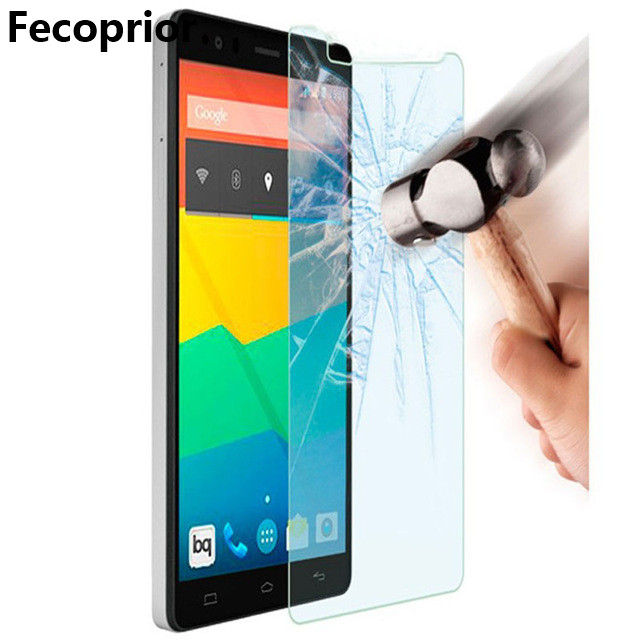 Cellphones & Telecommunications Delicious Fecoprior S5020 Protective Tempered Glass For Bq Strike 5020 Screen Protector Film Fast Color