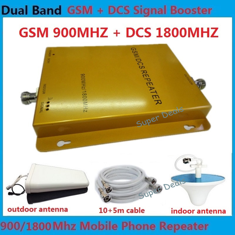 Mall signal repeater GSM DCS mobile signal booster 2G LTE 4G cell phone signal amplifiers + omni antenna + coaxial cableMall signal repeater GSM DCS mobile signal booster 2G LTE 4G cell phone signal amplifiers + omni antenna + coaxial cable