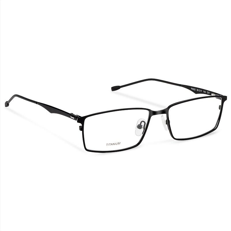 LQB028 Eyekepper Sport Stil Titan Optischen Rahmen Frühjahr Klapp ...