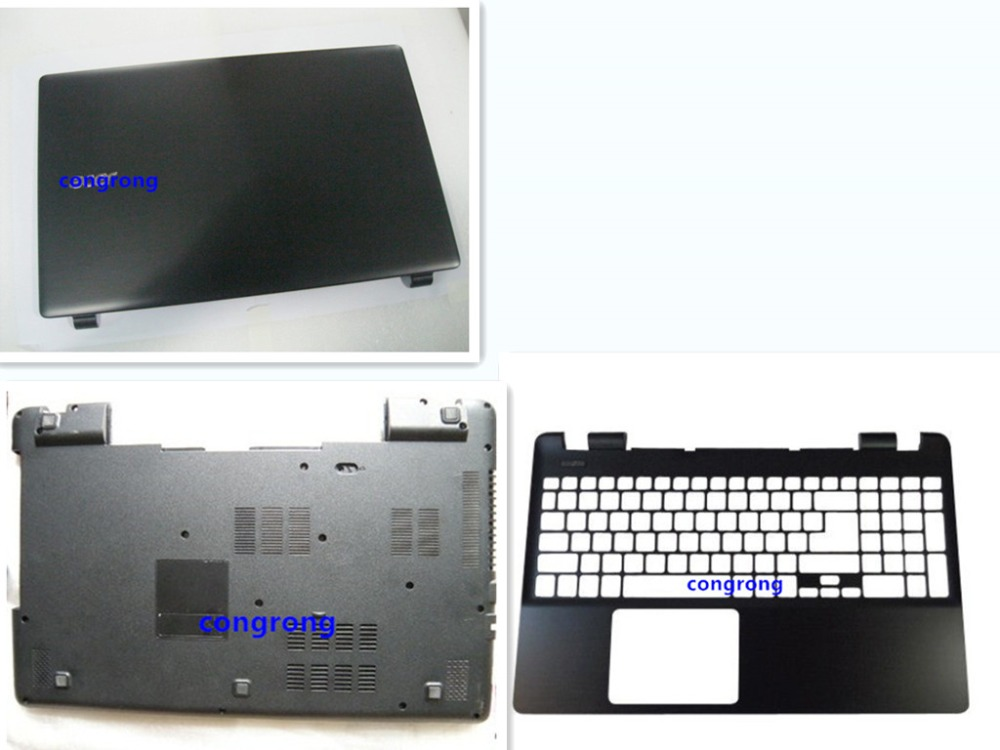 Für ACER E5-571 E5-551 E5-521 E5-511P E5-551G E5-571G E5-531 Laptop Top LCD Back Cover & palm rest tastatur abdeckung & bottom basis