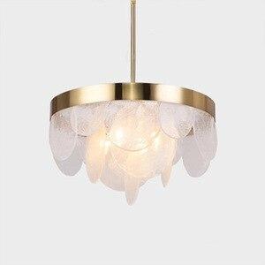 Image 1 - Скандинавский подвесной светильник Aplomb, современные светодиодные подвесные светильники, белая Подвесная лампа, алюминиевая Люстра для гостиной, кухни, светильники