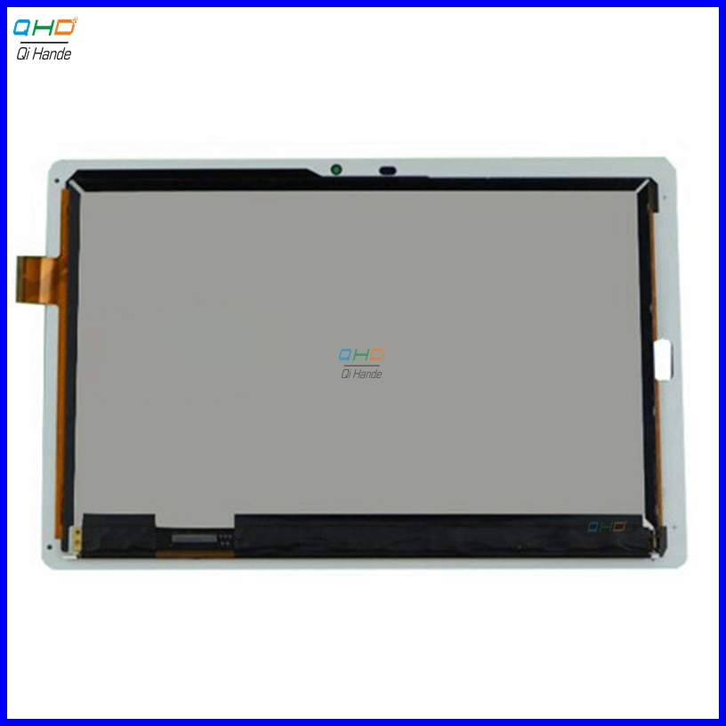 купить New lcd display with Touch panel for 10.1 inch Onda V10 PRO CW100 Tablet touch screen lcd display Sensor Free Shipping по цене 5766.68 рублей