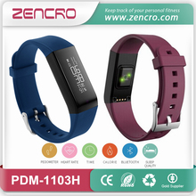 China Manufacturer Touch Display Activity and Sleep Tracker Smart Heart Rate Wristband