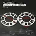 2PCS 10 MM ALLOY ALUMINUM WHEEL SPACERS SHIMS PLATE 4&5 STUD FIT FOR VW FREE SHIPPING