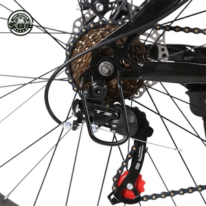 Image 5 - Love Freedom Top quality Bike 7/21/24/27 Speed 26 * 4.0 Fat Bike Shock Absorbers Bicycle Free Delivery Snow Bike