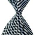 Прямые продажи галстук галстук-бабочка бренд A волнистый линия шелк мужчины в бизнес свободного покроя галстук 0169 Gravata перевязка