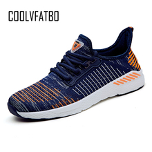 COOLVFATBO 2019Spring New Men Shoes Men Casual Shoes Lightwe