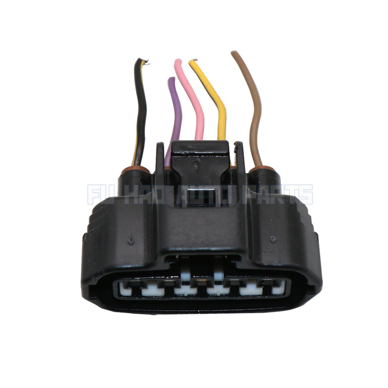 Nova tomada do conector do sensor de fluxo de ar maf maciço para mazda toyota lexus scion apto 197400-2010 22204-21010