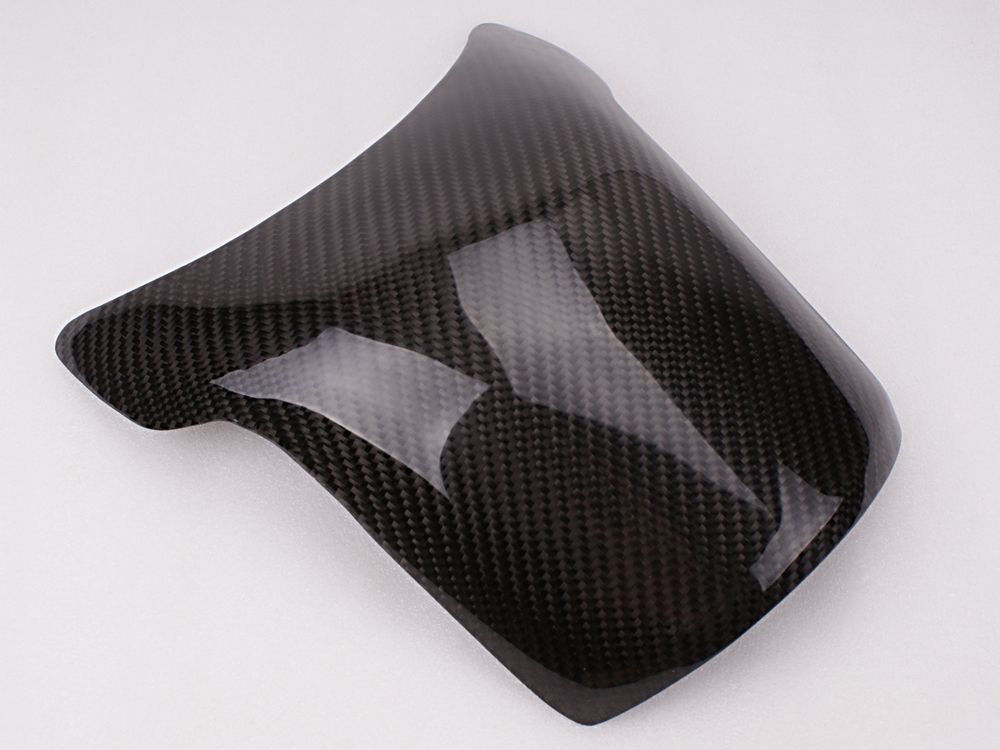 Freeshipping Carbon Fiber Fuel Gas Tank Protector Pad Shield For DUCATI 848 1098 1198 black color motorcycle accessories carbon fiber fuel gas tank protector pad shield rear carbon fiber for kawasaki z1000 03 06