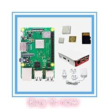 Raspberry Pi 3 B+ (B Plus) Complete kit Quad Core 1.4GHz 64 bit CPU