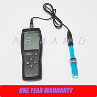 Akıllı Sensör AS218 ph ölçer test cihazı 0.00-14.00pH cam elektrot