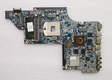 Original-laptop freies verschiffen motherboard 650800-001 für hp pavilion dv6 dv6-6000 hm65 hd6770/2g notebook pc systemplatine getestet
