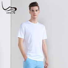 EAGEGOF Качественная мужская рубашка с круглым вырезом и коротким рукавом, одежда для гольфа, быстросохнущая спортивная одежда, крутая ткань для лета, на заказ, с рисунком «сделай сам»
