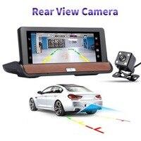 7 inch HD Capacitive Car GPS Navigation MP3/MP4 FM Europe North America map Permanent free update navigators