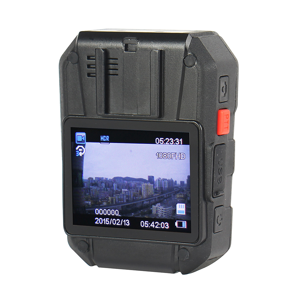 BOBLOV Body Camera Chest Black Vest Chest Mount for All Brand Body Camera or Two-Ways Radio Walkie Talkie for Police Or Security Officer Two Pcs