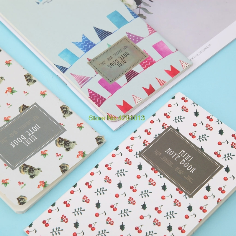 Practical Notebook Blank Page Painting Paper Book Journal Diary Notepad Memo Pads Supplies Office & School Supplies