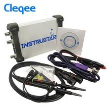 ISDS205B 5 EN 1 Multifonctionnel USB Sur PC Numérique Oscilloscop/Analyseur de Spectre/DDS/Balayage/Enregistreur de Données 20 M 48 MS/s Bateau Libre