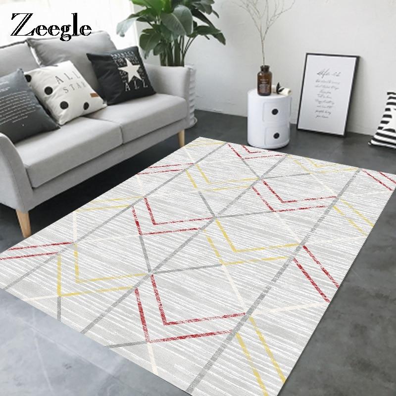 Zeegle tapis pour salon tapis de sol chambre enfant nord nordique porte tapis à côté tapis cuisine tapis salle de bain tapis de bain