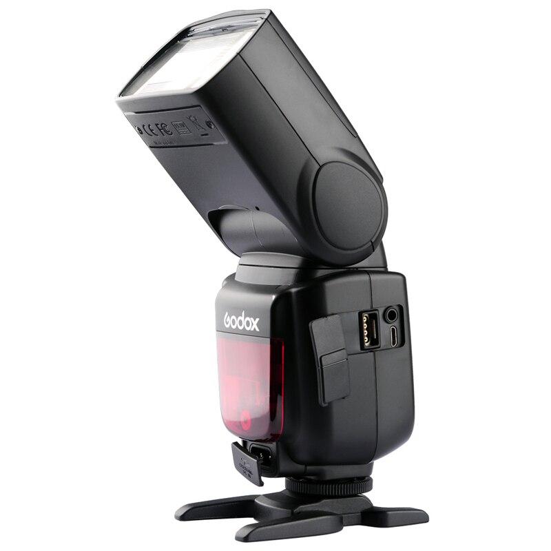 Godox TT685 2.4G HSS TTL GN60 Flash Speedlite+ X1T- Trigger Transmitter Kit For  Nikon Canon Sony Olympus Panasonic Fujifilm