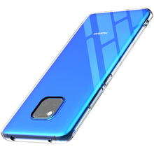 Shock Proof Crystal Clear Phone Case For Huawei Galaxy Mate 20 Pro Reinforced Corners