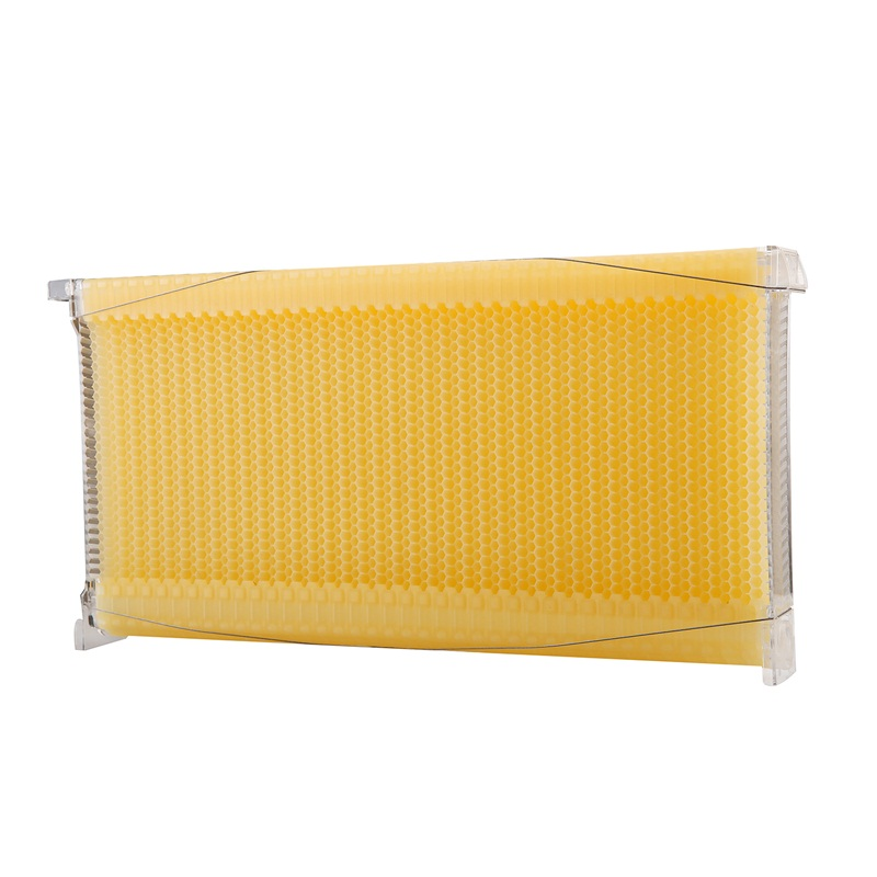 7 unids plástico miel salida marco colmena, flujo de la miel en ...