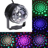 LED Stage Lamps Crystal Magic Ball Sound Control Stage Effect Party Light Stage Effect Light
