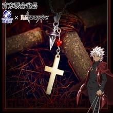 Fate Apocrypha Anime Pendant Silver 925 Sterling Manga Role Mordred Amakusa Shirou Tokisada Cosplay Action figure  NEW Arrival
