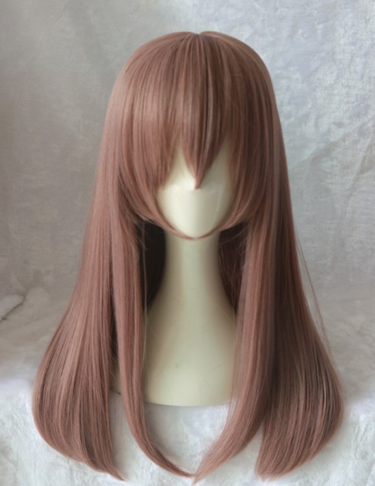 Movie A Silent Voice Nishimiya Shouko Cosplay Wig The Shape Of Voice Koe No Katachi Straight Facial Hair