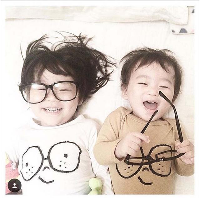 Ins * 2017 unisex do bebê das meninas dos meninos 100% algodão T-shirts de manga longa crianças primavera outono suave moda engraçado tops livre grátis