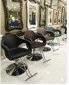 Специальные парикмахерская парикмахерская стул. мода стрижка красоты по уходу за кожей стула гидравлические вращающиеся кресельный подъемник