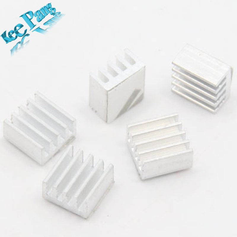 Free shipping 10pcs/lot heat sink for A4988 A4983 Stepper Driver free shipping 10pcs 100